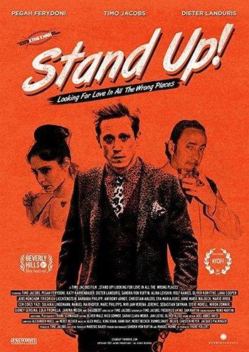 Poster of Stand Up! Looking For Love In All The Wrong Places