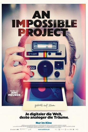 Poster of An Impossible Project