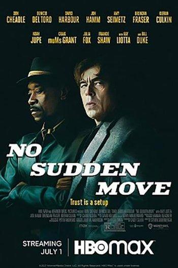 Poster of No Sudden Move