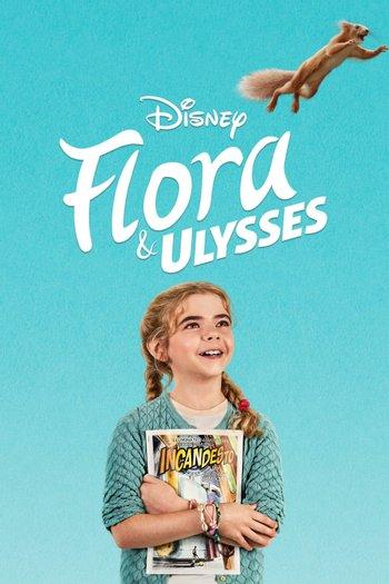 Poster of Flora And Ulysses
