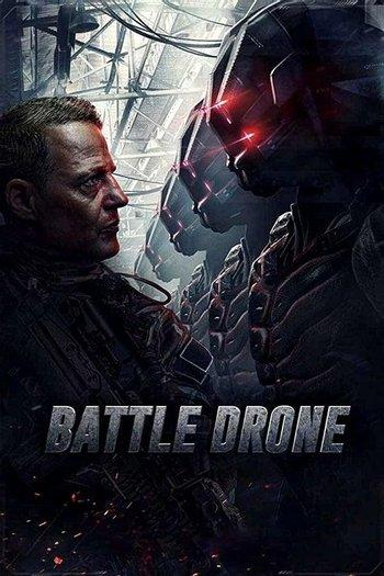 Poster of Battle Drone