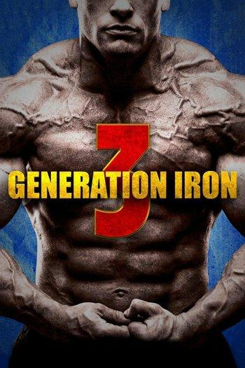 Poster of Generation Iron 3