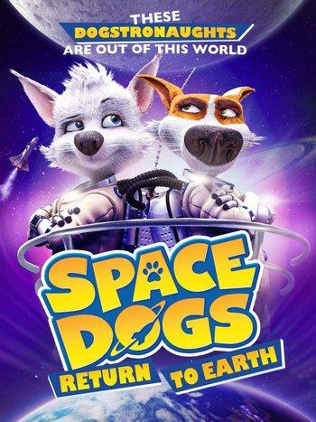Poster of Space Dogs 3: Return to Earth