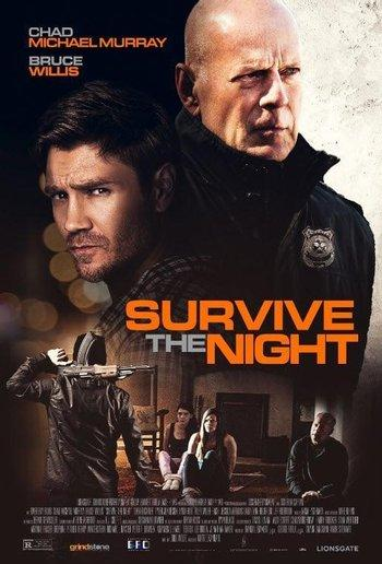Poster of Survive the Night