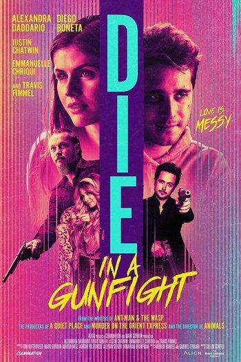 Poster of Die in a Gunfight
