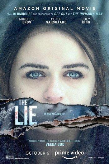 Poster of The Lie