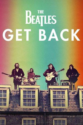 Poster of The Beatles: Get Back