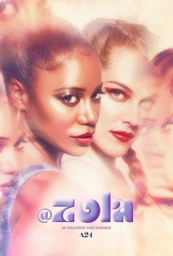 Poster of Zola
