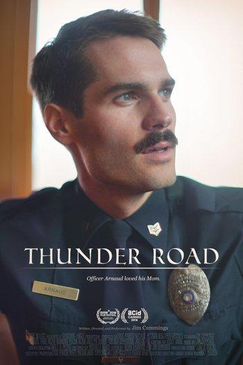 Poster of Thunder Road