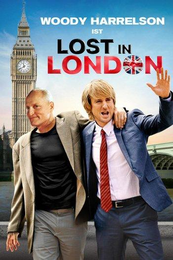 Poster of Lost in London