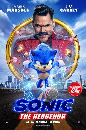 Poster of Sonic: The Hedgehog
