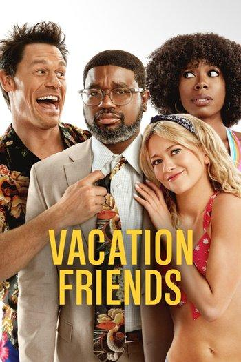 Poster of Vacation Friends