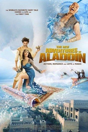 Poster of The New Adventures of Aladdin