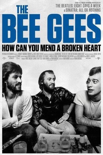 Poster of The Bee Gees: How Can You Mend a Broken Heart