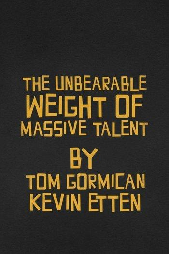 Poster of The Unbearable Weight of Massive Talent