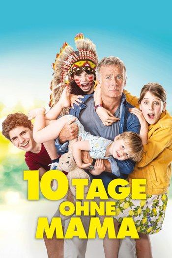 Poster of 10 Days Without Mum