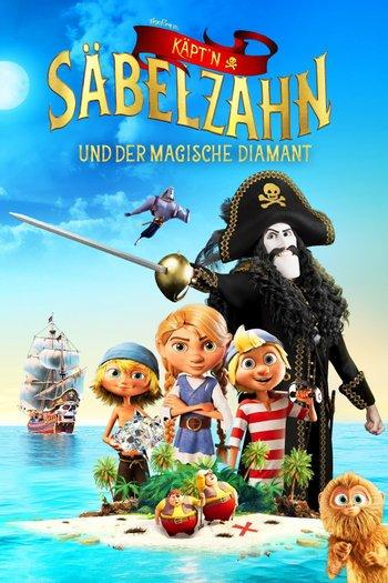 Poster of Captain Sabertooth and the Magical Diamond