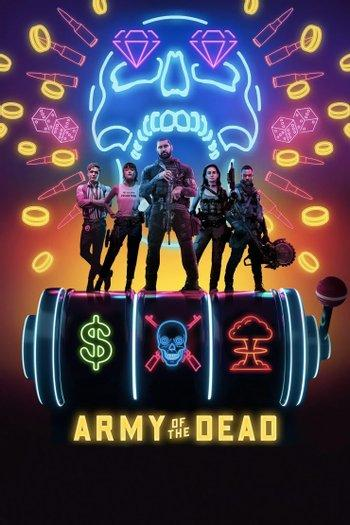 Poster of Army of the Dead
