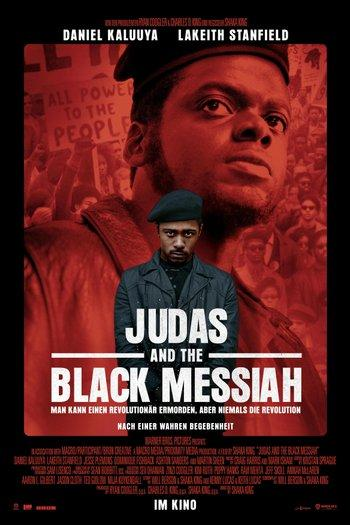 Poster of Judas and the Black Messiah