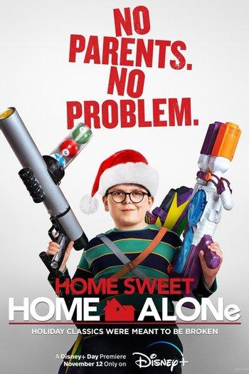 Poster of Home Sweet Home Alone