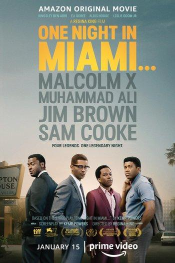 Poster of One Night in Miami