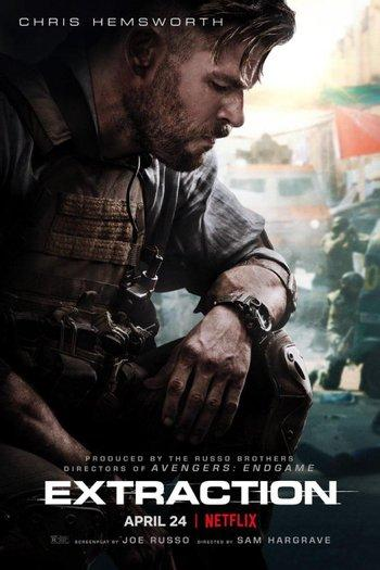 Poster of Extraction