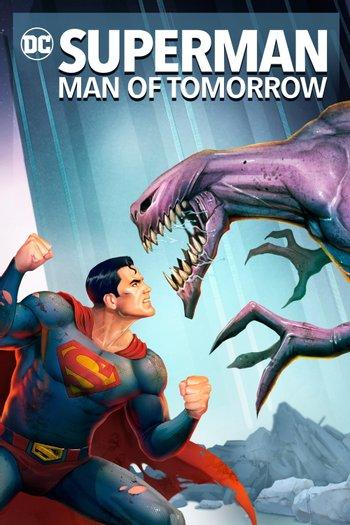 Poster of Superman: Man of Tomorrow