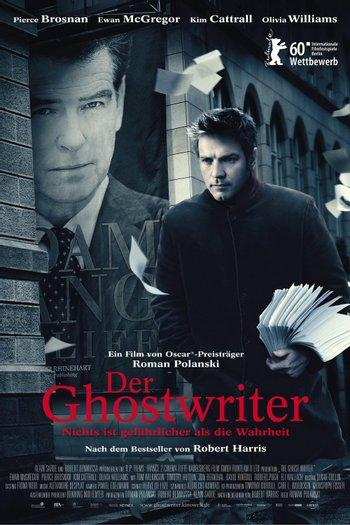 Poster of The Ghost Writer