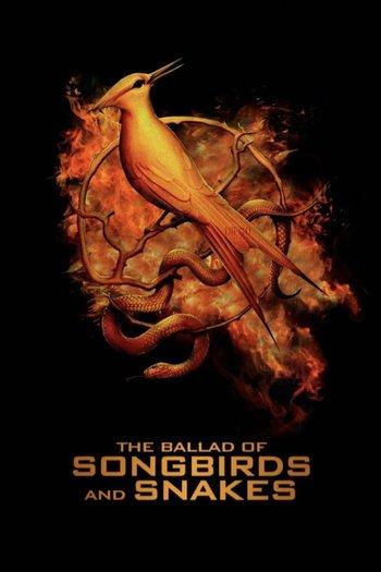 Poster of The Hunger Games: The Ballad of Songbirds and Snakes