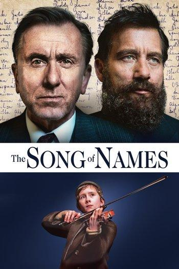 Poster of The Song of Names