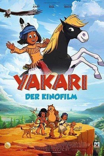 Poster of Yakari: A Spectacular Journey