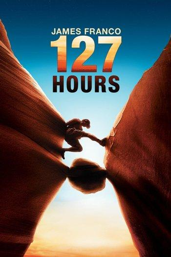 Poster of 127 Hours