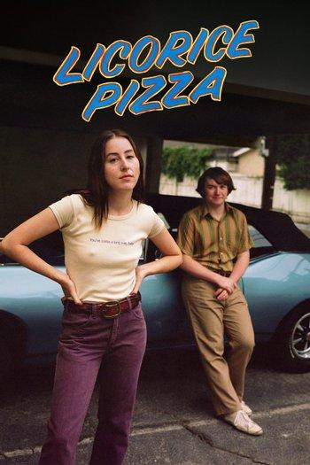 Poster of Licorice Pizza