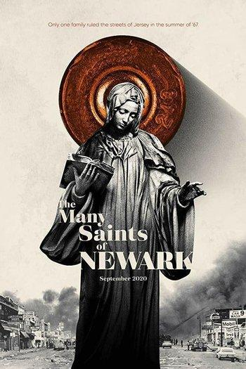 Poster of The Many Saints of Newark
