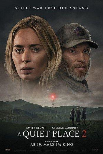 Poster of A Quiet Place: Part 2