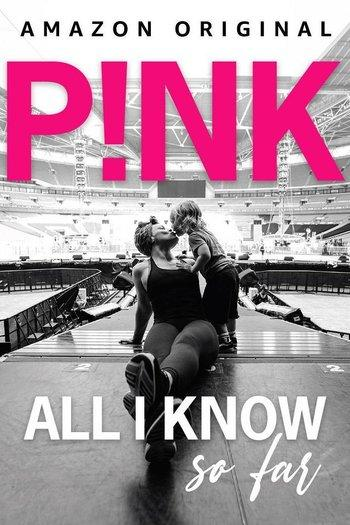 Poster of P!nk: All I Know So Far