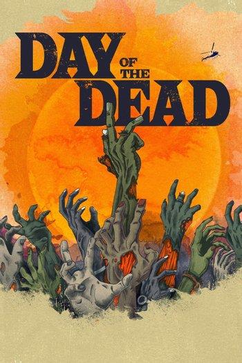 Poster of Day of the Dead