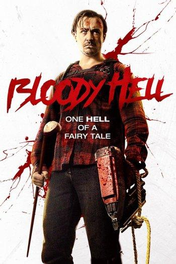 Poster of Bloody Hell