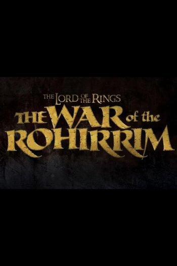 Poster of The Lord of the Rings: The War of the Rohirrim