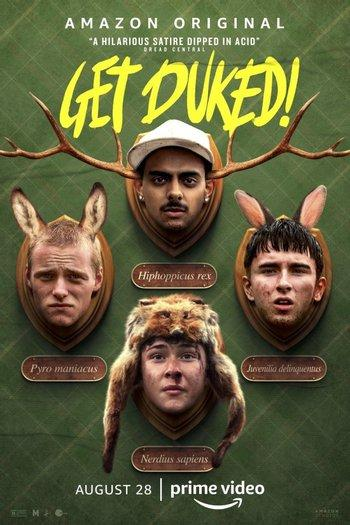 Poster of Get Duked!