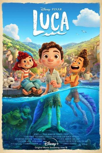 Poster of Luca