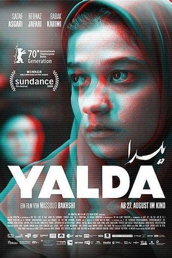 Poster of Yalda, a Night for Forgiveness