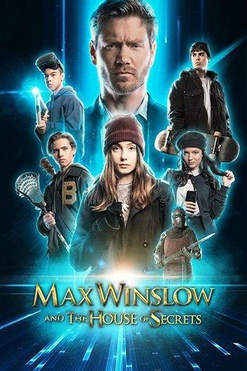 Poster of Max Winslow and The House of Secrets