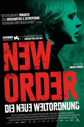 Poster of New Order