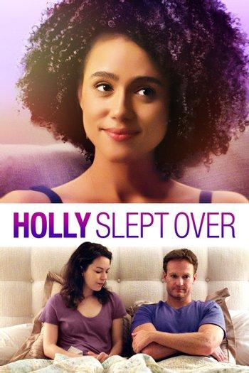 Poster of Holly Slept Over