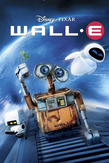 Poster of WALL·E