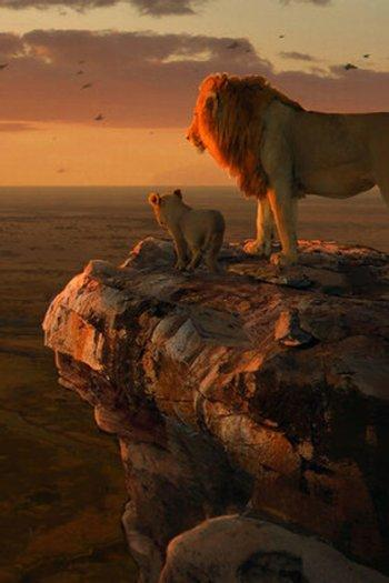 Poster of The Lion King 2