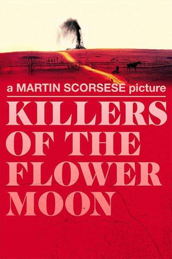 Poster of Killers of the Flower Moon