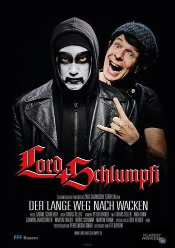 Poster of Lord & Schlumpfi: The long way to Wacken