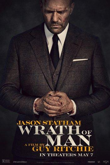Poster of Wrath of Man